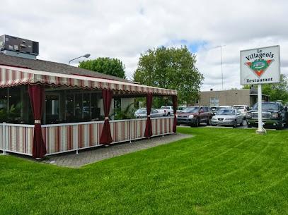 Restaurant Le Villageois (Saint-Germain-De-Grantham)
