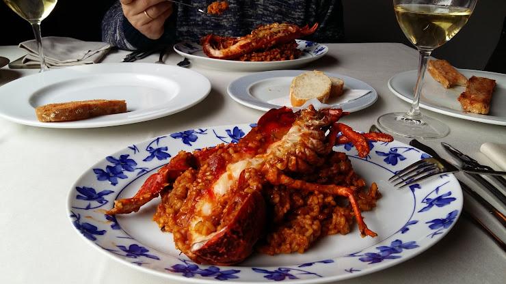Restaurante Can Fusté Gran via, de Carlos III, 52, 08028 Barcelona