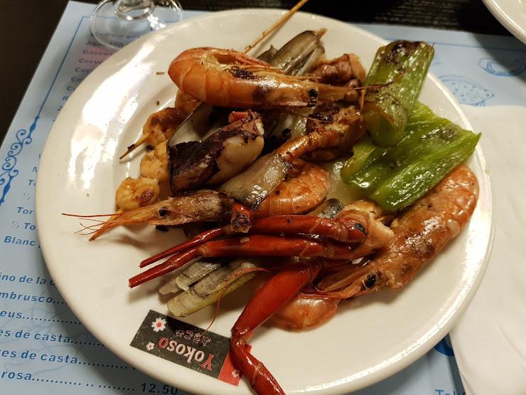 Restaurante WOK Japones Yokoso Carrer Albert Einstein, 59-61, 08223 Terrassa, Barcelona