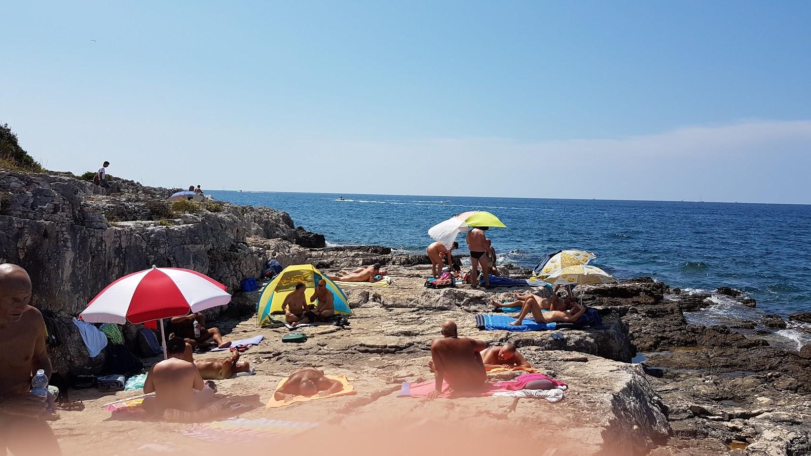 Kriz rovinj punta Punta Križ