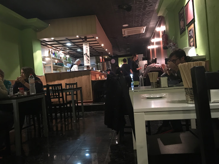 Restaurante Wasabi Carrer del Torrent de l'Olla, 8, 08012 Barcelona