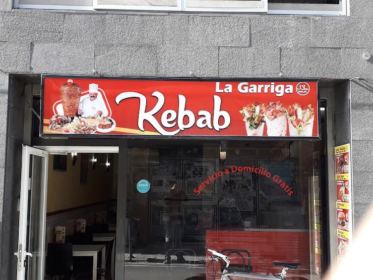 La Garriga Kebab Carrer Calàbria, 43, 08530 La Garriga, Barcelona