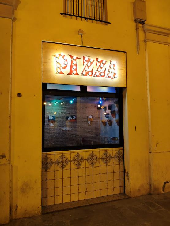 La pizzeria de l'empanat Carrer coll nº9, 08027 Barcelona