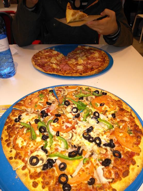 Domino's Pizza Rambla Just Oliveras, 37, 08901 L'Hospitalet de Llobregat, Barcelona