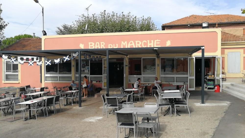 photo du resaurant Bar du Marché