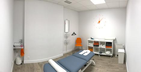 imagen de masajista Centro de masajes Equilibrio