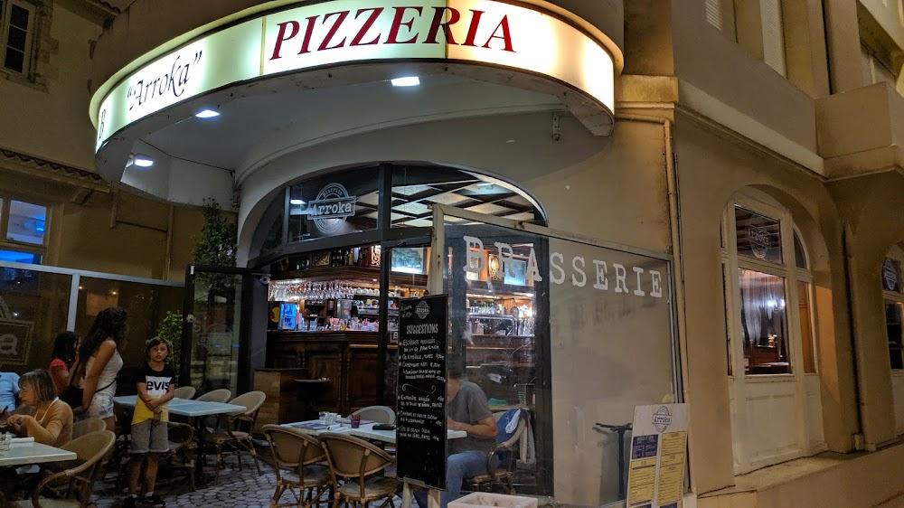 photo du resaurant Arroka Biarritz - Brasserie