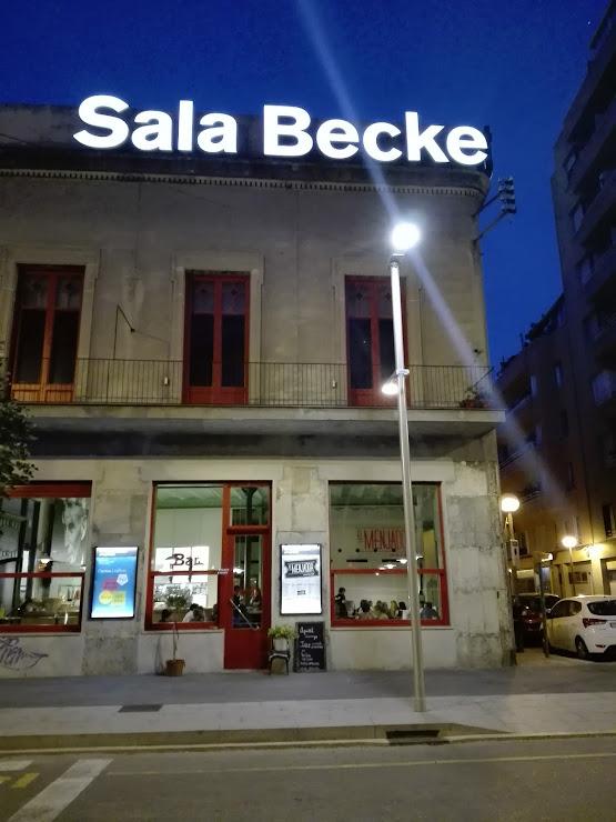 Sala Beckett Carrer de Pere IV, 228-232, 08005 Barcelona