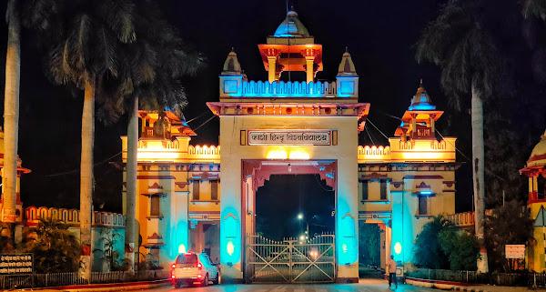 Banaras Hindu University, best place to visit in varanasi