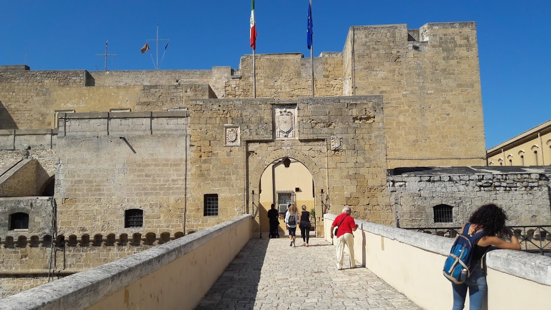 Castello Federiciano di Brindisi