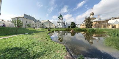 Sovetskiy Pereulok, 1, Rostov, Yaroslavskaya oblast', Russia, 152153