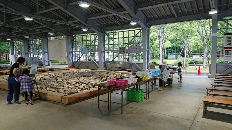 大野市化石発掘体験センター HOROSSA!(ホロッサ)