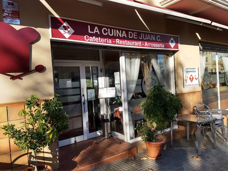 La Cuina de Juan C. Plaza Santa Anna nº8, 08760 Martorell, Barcelona