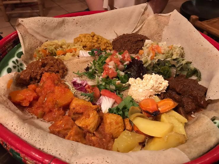 Addis Abeba Carrer del Vallespir, 44, 08014 Barcelona