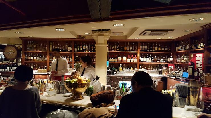 Milano Cocktail-Bar Ronda de la Universitat, 35, 08007 Barcelona