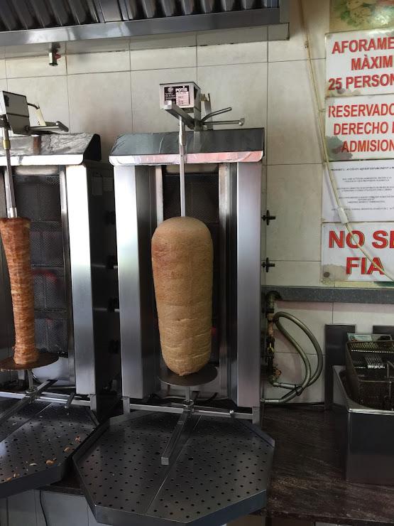 KING'S Doner Kebab Carrer d'Amèrica, 1, 08228 Terrassa, Barcelona