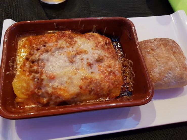 Restaurante Pizzeria El Origen del pecado Carrer de la Plana, 13, 08830 Sant Boi de Llobregat, Barcelona