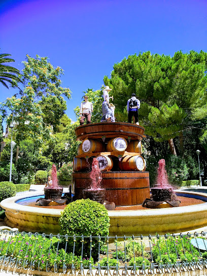 Plaza Rey don Pedro I