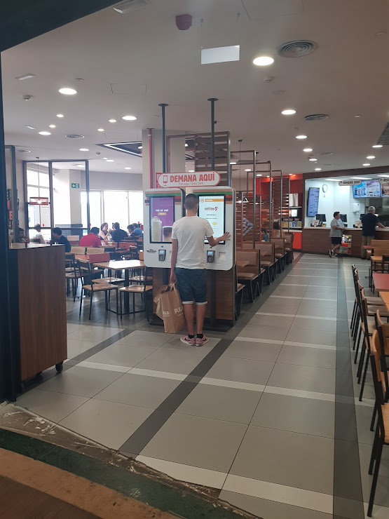 Burger King Avinguda Diagonal, 577, 08029 Barcelona