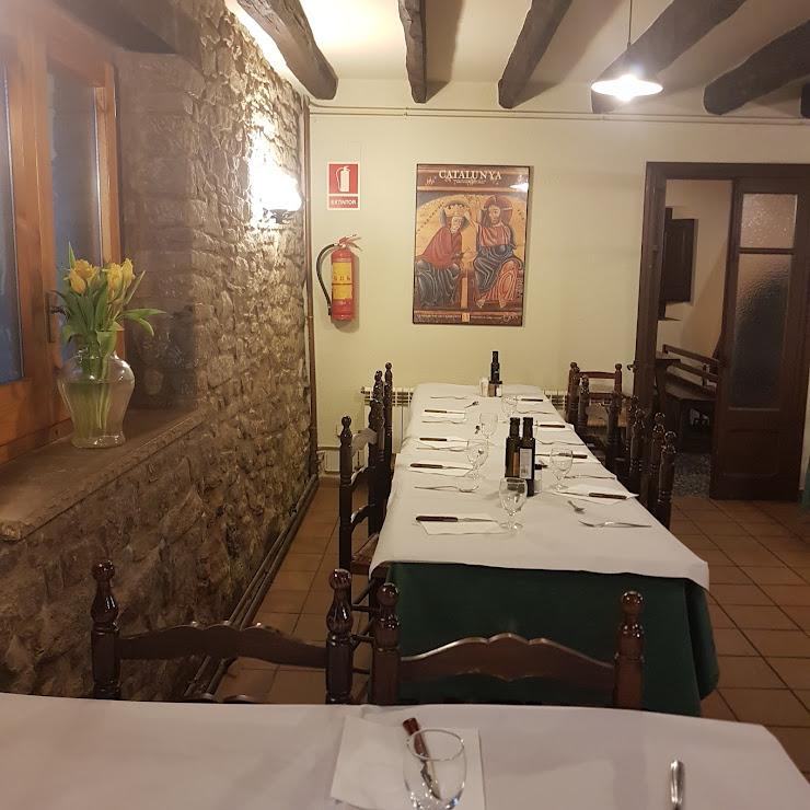 Restaurant Cal Penyora Carrer Major, 42, 08514 Santa Eulàlia de Puig-Oriol, Barcelona