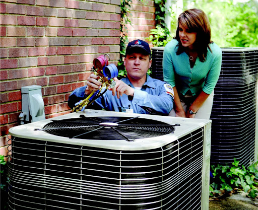 HVAC Contractor «Epperson Service Experts», reviews and photos