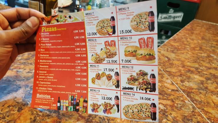 Bar Restaurante RICO KEBAB Carrer de Concepción Arenal, 149, 08223 Terrassa, Barcelona