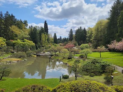 Washington Park Arboretum UW