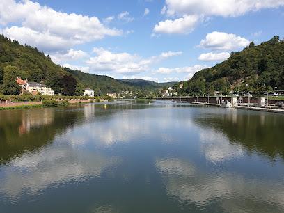 Schleuse Heidelberg