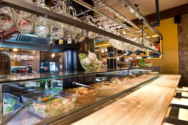 Kubik Restaurante Rambla dels Caputxins, 45, 08002 Barcelona