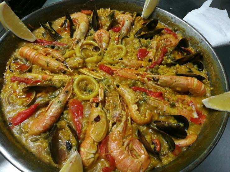 Restaurant Arànega Av. del Paraŀlel, 188, 08015 Barcelona