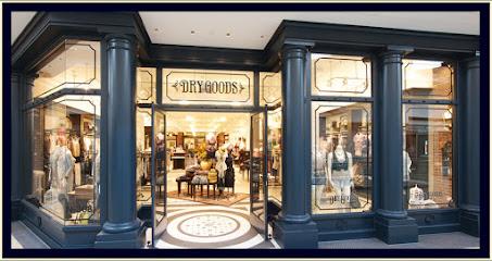 Магазин женской одежды Dry Goods