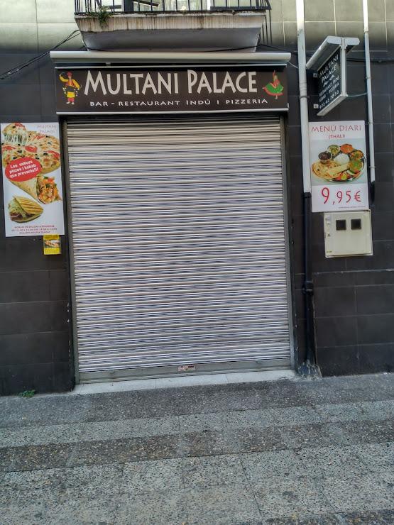 MULTANI PALACE RESTAURANT HINDÚ Carrer Migdia, 36, 17003 Girona