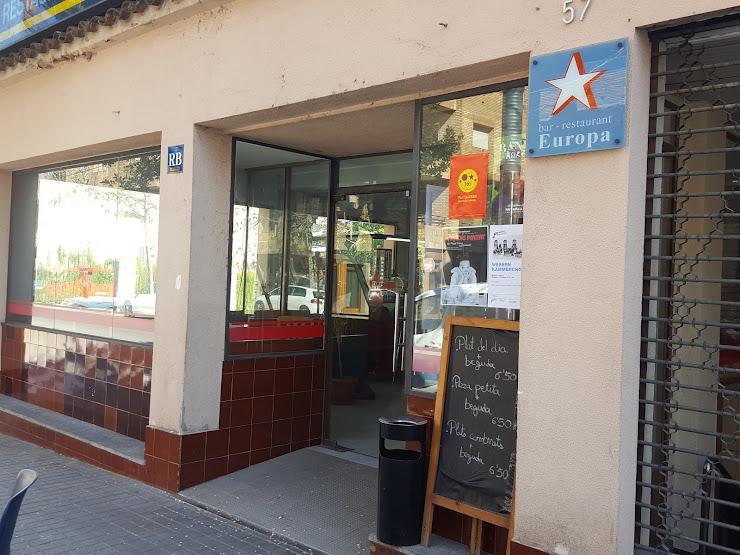 Restaurant Pizzeria Europizza Passeig de la Indústria, 57, 17820 Banyoles, Girona