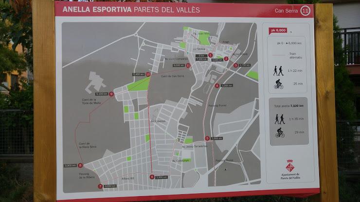 Masia Can Serra del Padró Av. Lluís Companys, 26, 08150 Parets del Vallès, Barcelona