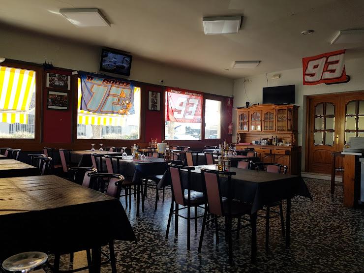 Restaurant Bargués Carretera N2, km 518, 25200 Cervera, Lérida