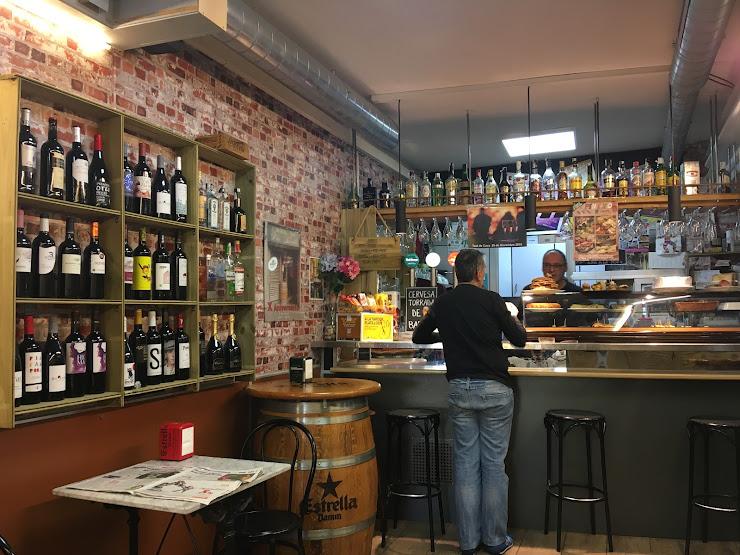 Restaurante La Tecla Carrer del Treball, 27, 08901 L'Hospitalet de Llobregat, Barcelona
