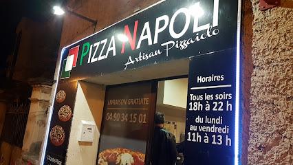 photo du restaurant Pizza Napoli Carpentras