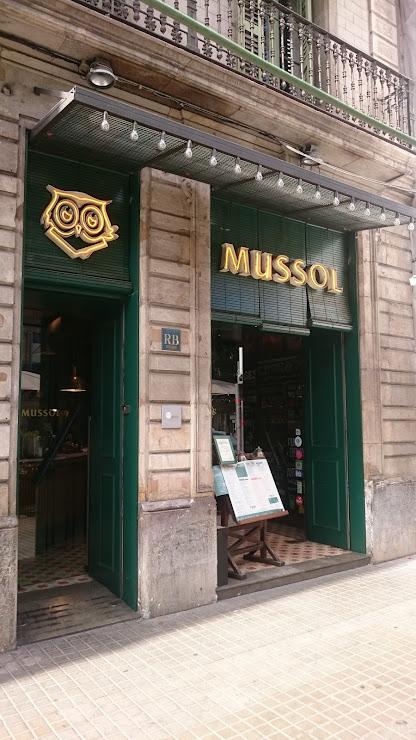 Mussol Aragó Carrer d'Aragó, 261, 08007 Barcelona