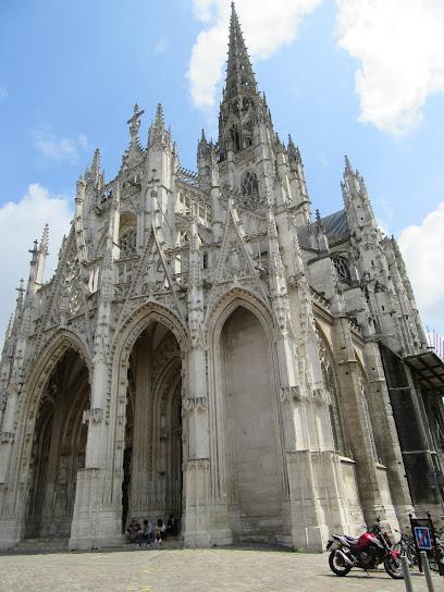 Église catholique Saint-Maclou