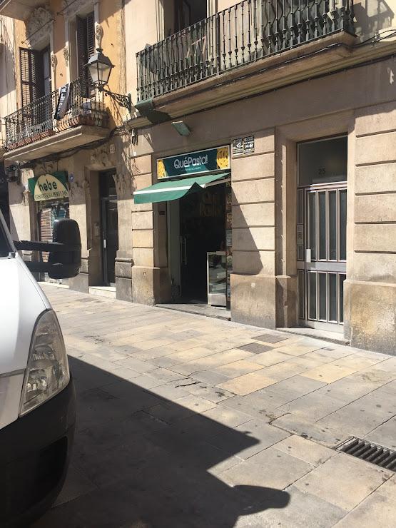 Qué Pasta! Carrer de la Canuda, 25, 08002 Barcelona