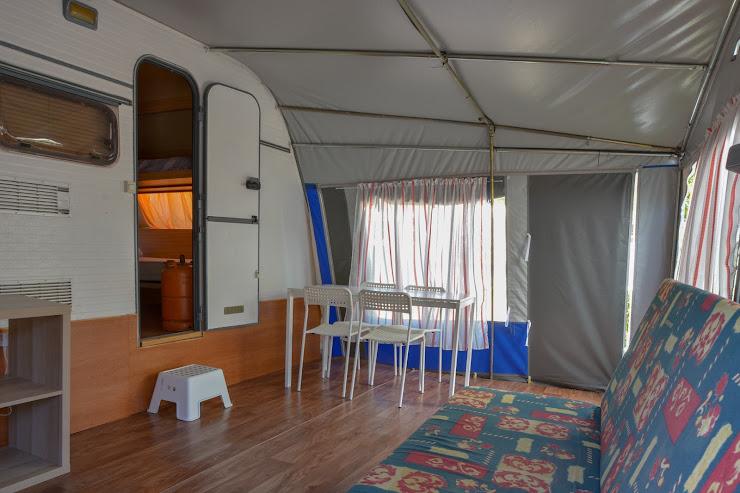Camping Sirena Dorada N-340, Km 1181, 43839 Creixell, T