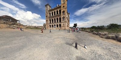 Royal Palace, Lalana Ramboatiana, Antananarivo, Madagascar