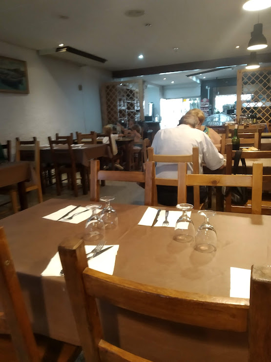 Bar - Restaurante L' Estanc. Brasseria Carretera Vella de Sant Celoni, 41, 08455 Vilalba Sasserra, Barcelona