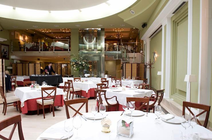 Restaurant La Cúpula Carrer de Sicília, 255, 08025 Barcelona