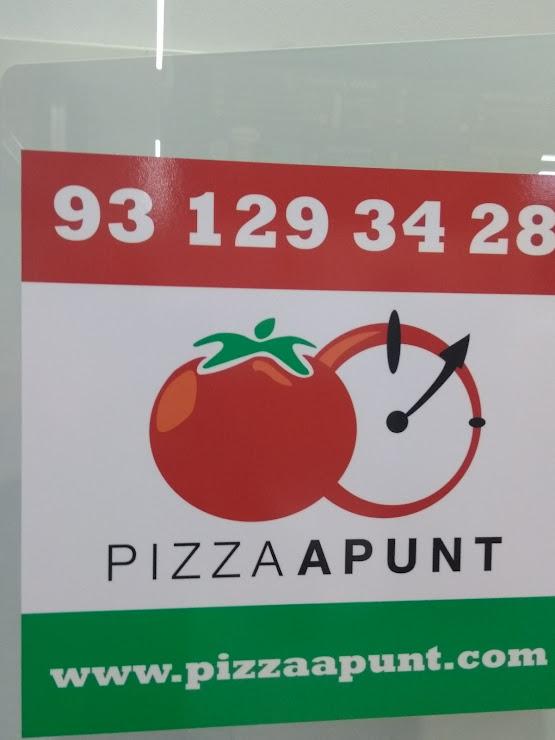 Pizza a Punt · Lliçà D'Amunt Carrer d'Anselm Clavé, 19, 08186 Lliçà d'Amunt, Barcelona
