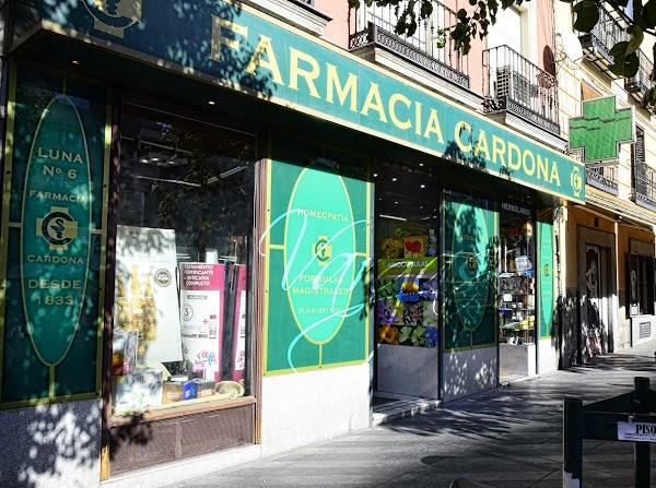 Farmacia Cardona Conthe