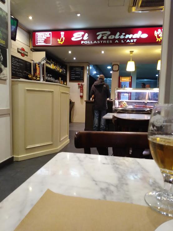 Restaurante Piolindo Carrer de Freixures, 6, 08003 Barcelona