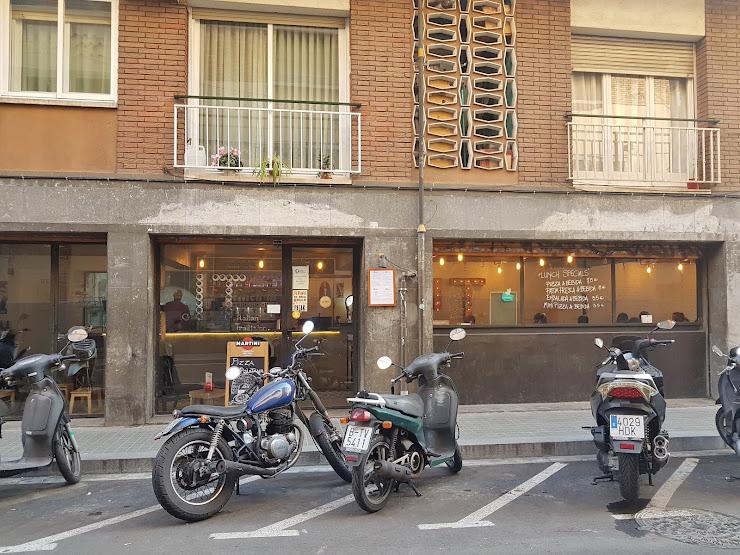 .IT Italian Tradition Carrer del Topazi, 26, 08012 Gracia, Barcelona