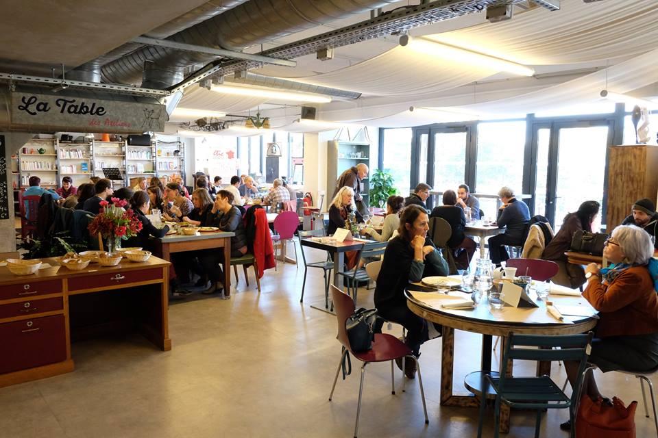 photo du resaurant La Table des Ateliers