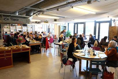 photo du restaurant La Table des Ateliers